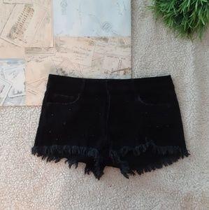 No Boundaries Black Shorts | size 9